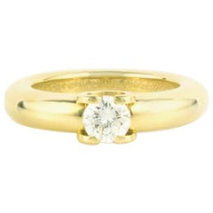 66737f75ece3d Cartier Engagement Rings - 77 For Sale at 1stdibs