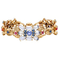 Raymond Yard Moonstone Bracelet