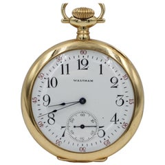 Gold Pocket Watches