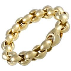 Pomellato Yellow Gold Link Bracelet
