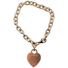 18 Karat Yellow Gold Tiffany & Co. Bracelet