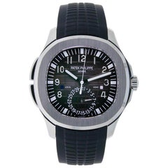 Patek Philippe Aquanaut Stainless Steel Rubber Strap Watch 5164A-001