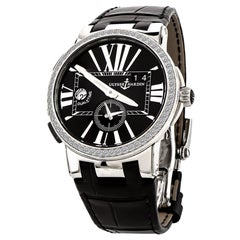 Ulysse Nardin Executive Dual Watch