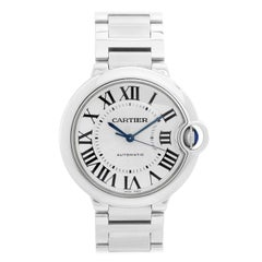 Cartier Ballon Bleu Midsize Stainless Steel Watch W6920046