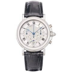 Breguet Platinum Marine Automatic Wristwatch