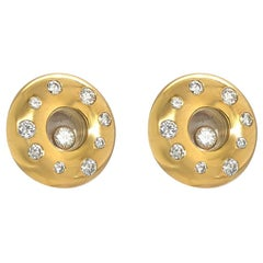 Chopard Happy Diamonds Earrings