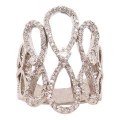 0.77 Carat Diamond Ring