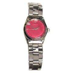 Rolex 1959 Stainless Steel Ref 6430 Manual Wind Wristwatch