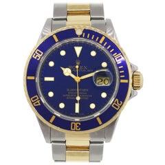 Rolex 16803 Submariner Wristwatch