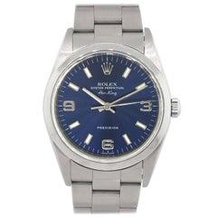 Rolex 14000 Airking Wristwatch
