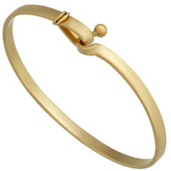 Tiffany & Co. 18 Karat Yellow Gold Interlocking Bracelet
