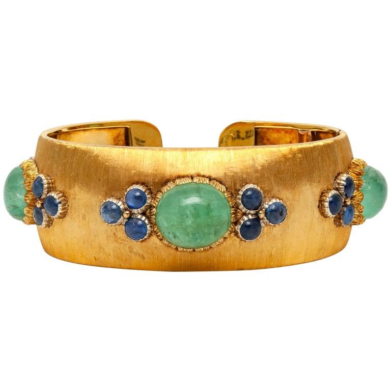 Buccellati Cuff Bracelet For Sale