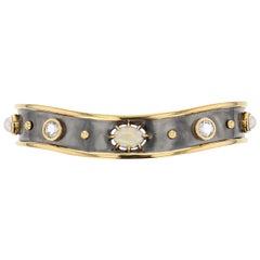 Bandeau Bracelet Opal by Elie Top
