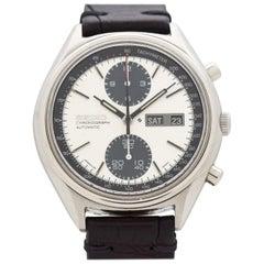 Vintage Seiko Panda Chronograph Reference 6138-8020 Watch, 1977