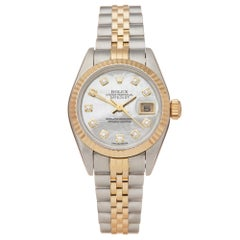 Rolex Datejust 26 Stainless Steel And 18k Yellow Gold 69173