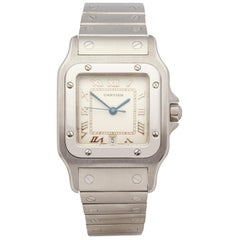 Cartier Galbee Stainless Steel 987901