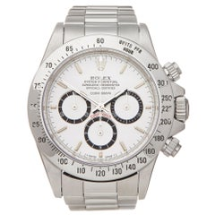 Rolex Daytona Floating Cosmograph Stainless Steel 16520 Wristwatch