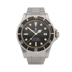 Rolex Sea-Dweller Great White Stainless Steel 1665