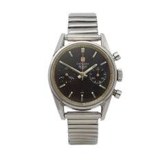 Heuer Carrera Stainless Steel 3147 N Wristwatch
