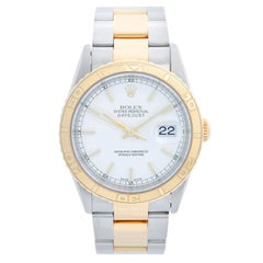 Rolex Turnograph Men's 2-Tone Watch 16263