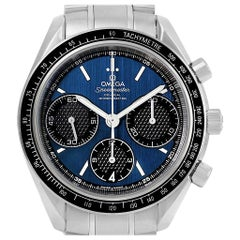 Omega Speedmaster Racing Men's Watch 326.30.40.50.03.001 Card