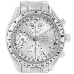 Omega Speedmaster Day Date Chronograph Men's Watch 3523.30.00
