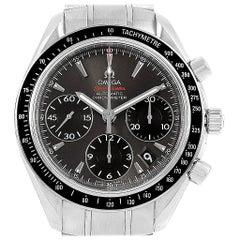 Omega Speedmaster Gray Dial Watch 323.30.40.40.06.001 Box Card