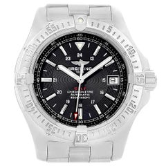 Breitling Colt Black Dial Automatic Steel Men's Watch A17380