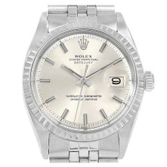Rolex Datejust Automatic Steel Vintage Men's Watch 1603