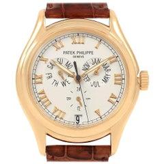 Patek Philippe Complicated Annual Calendar Yellow Gold Men's Watch 5035
