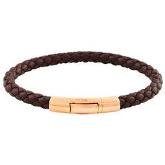 Tateossian Tubo Taito Bracelet - 18 Karat Gold Clasp