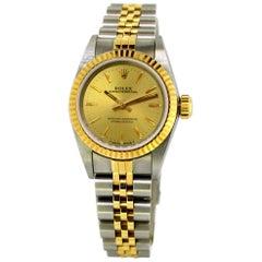 Rolex, Oyster Perpetual, 67193, Women, 1992