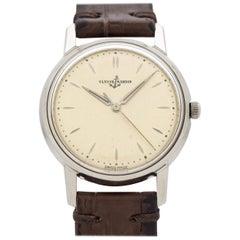 Vintage Ulysee Nardin Stainless Steel Watch, 1970s