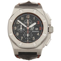 Royal Oak Offshore Shaq Stainless Steel 26133ST00A101CR01 Wristwatch
