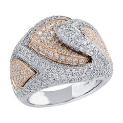3.70 Carat Diamond Band
