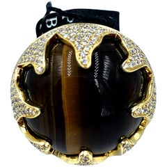 Pasquale Bruni Tiger Eye Ring