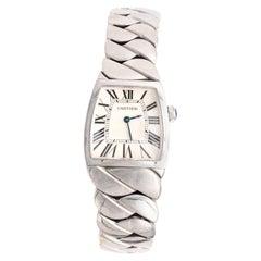 Cartier La Dona Stainless Steel Watch