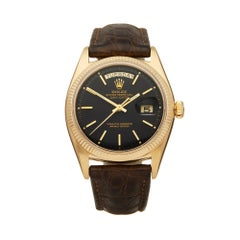Rolex Day Date Yellow Gold 6611B