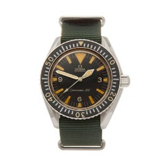 Omega Seamaster 300 Military Stainless Steel ST 165024