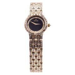 Concord Le Palais 14 Karat Yellow Gold Diamond Watch Ref. 29-62-264