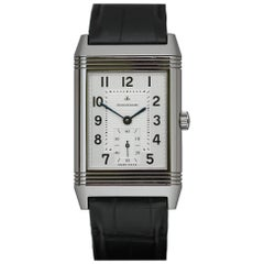 Jaeger-LeCoultre Stainless Steel Grand Reverso 976 with Box & Papers c. 2010