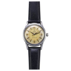 Tudor Stainless Steel Oyster Regent Manual Wind Wristwatch, 1960s