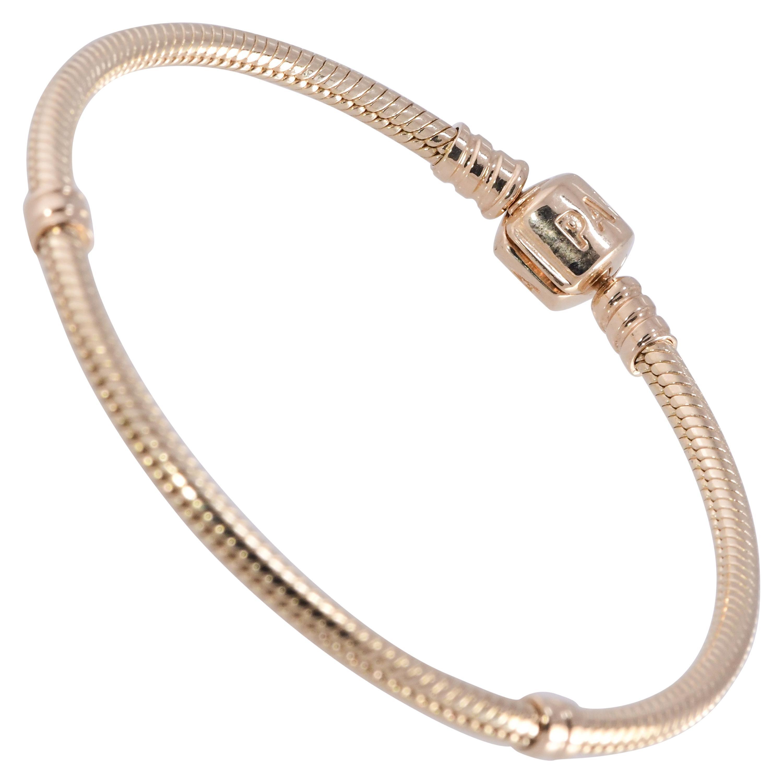 14b8c4117 Antique 14k Gold Charm Bracelets - 143 For Sale at 1stdibs