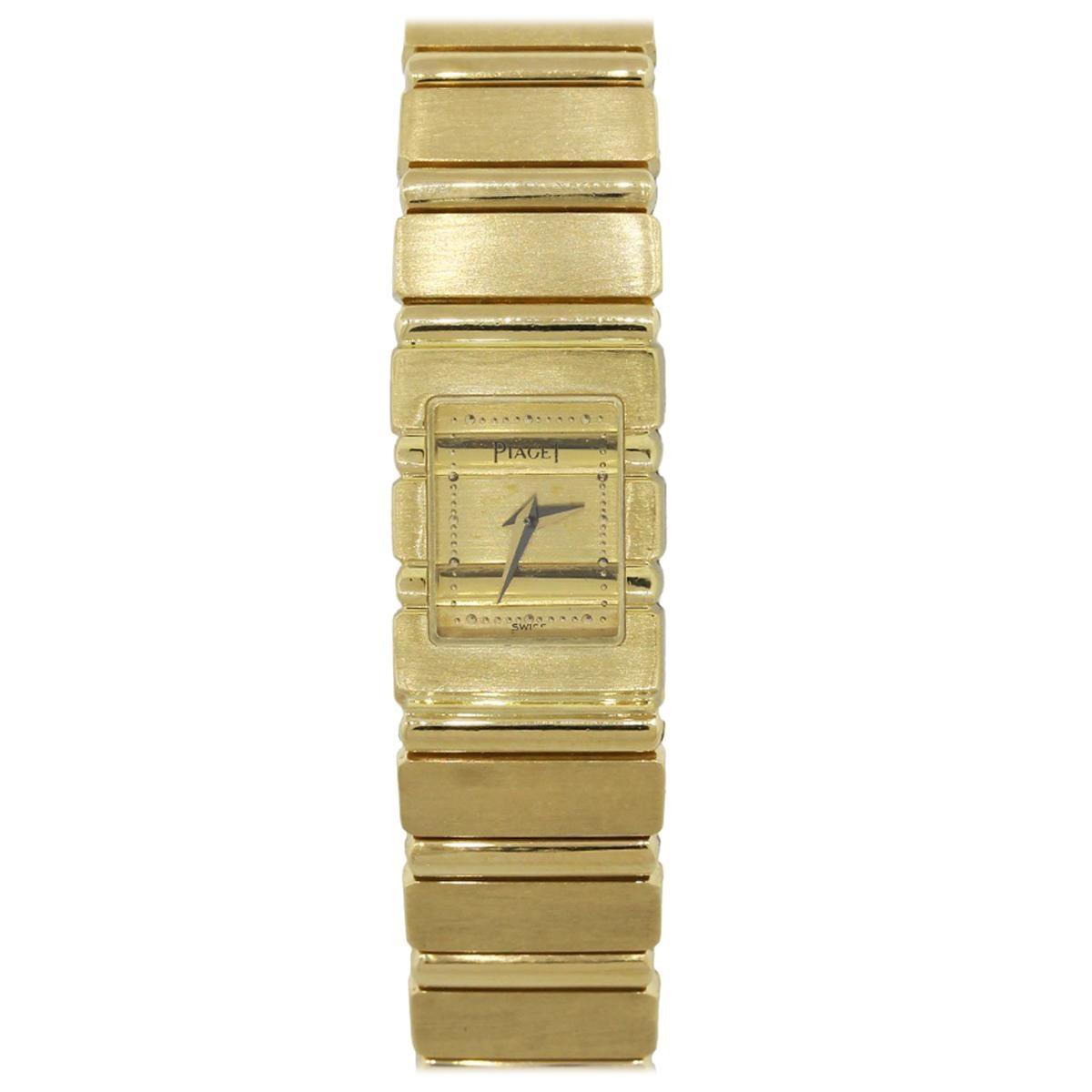 Piaget 15201 Polo Wristwatch