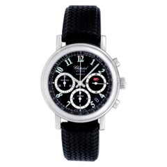 Certified Authentic Chopard Mille Miglia 3780; Black Dial