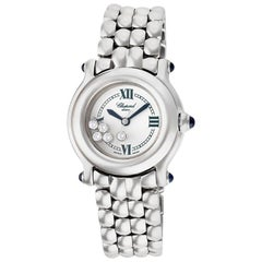 Certified Authentic, Chopard Happy Sport 5940, White Dial