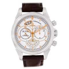 Certified Authentic, Omega De Ville 7518, White Dial