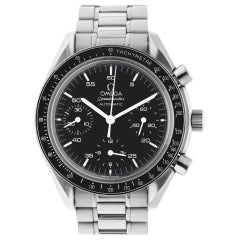 Certified Authentic Omega Speedmaster 5040,  Silver Dial