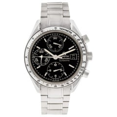 Certified Authentic Omega Speedmaster 3780, White Dial