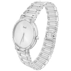 18 Karat White Gold Watch, Piaget